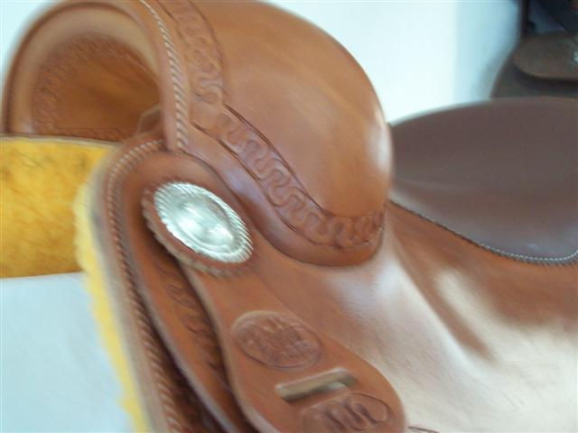 Used Saddle:Bob's Custom Saddles Lightweights!- Image Number:2