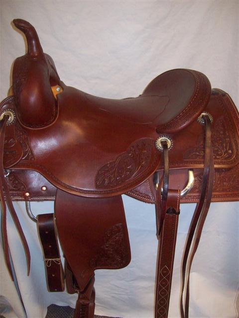 Used Saddle:- Image Number:1
