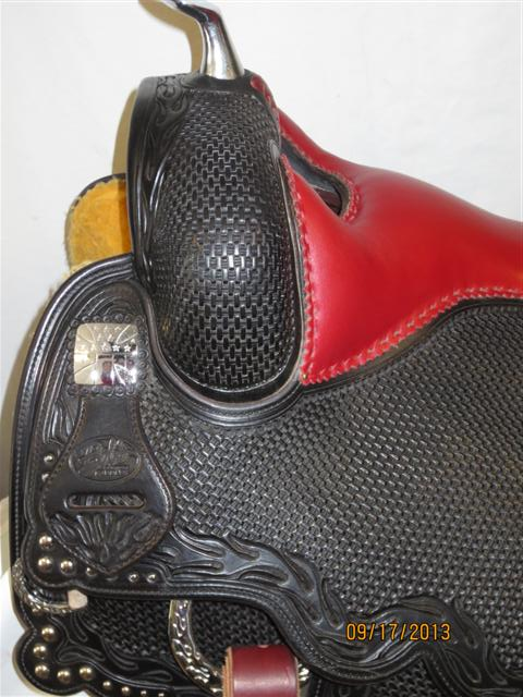 Used Saddle:Bob's Biker Special!, custom made for Bobssaddles.com- Image Number:1