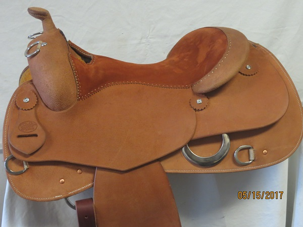 Used Saddle:Bob's Training Saddle- Your choice of trees- - Image Number:1