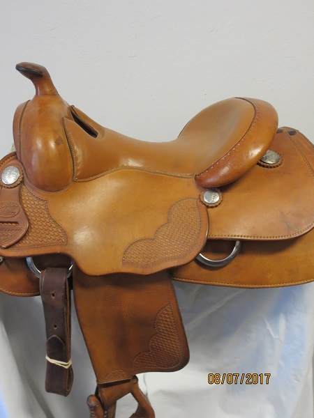 Used Saddle:Bob's value priced Reiner on Latimer tree- Image Number:1