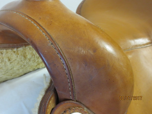Used Saddle:Bob's value priced Reiner on Latimer tree- Image Number:2