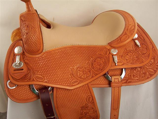 Used Saddle:Bob's Bob Avila Cowhorse- Image Number:1